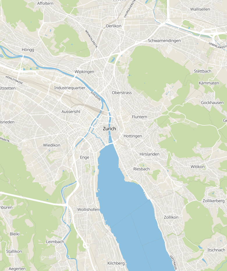 World maps you can self-host - powered by free OpenStreetMap vector