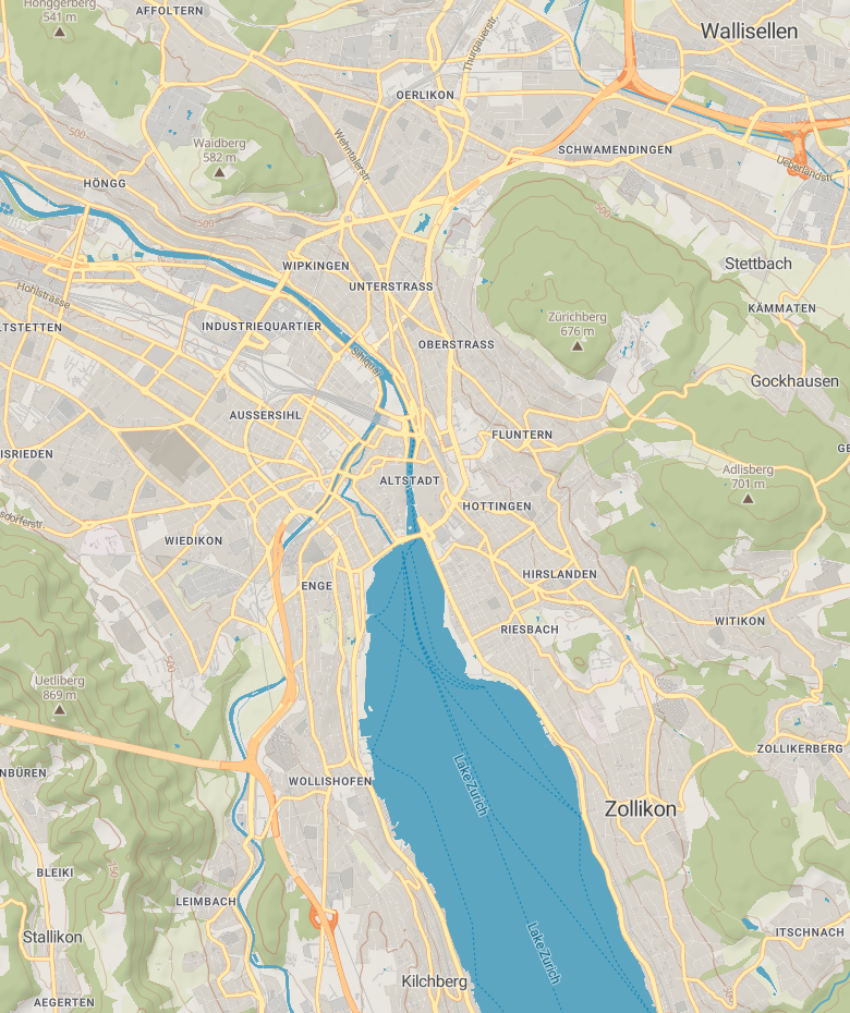 World maps you can self-host - powered by free OpenStreetMap